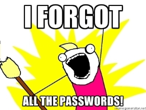 self service password management