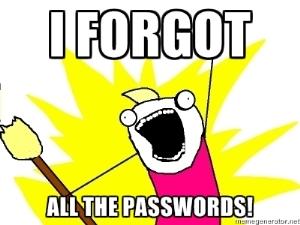 self service password management